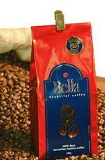 bella coffee
