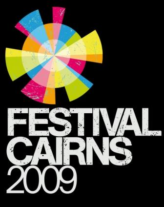 black backgrounds for websites. Festival Cairns Website