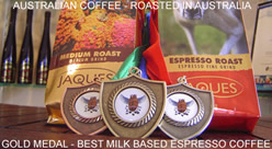 Jaques Australian Coffee